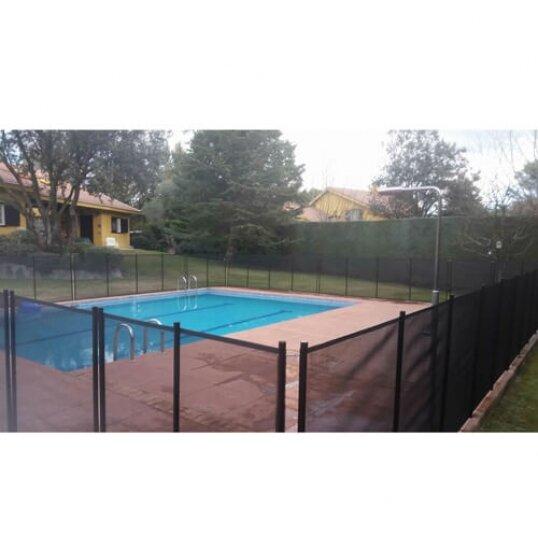 גדר בטיחות לבריכה ביתית 5 מ'