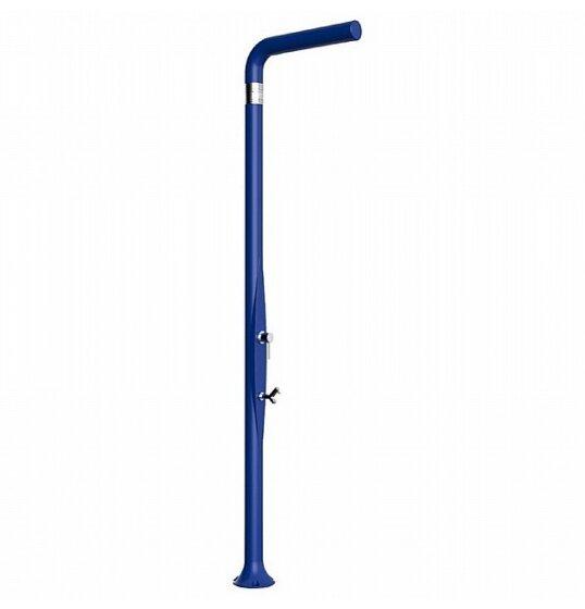 מקלחון קלאסי לגינה ולבריכה כחול T225