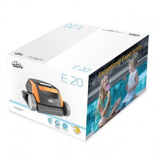 רובוט בריכה דולפין E20