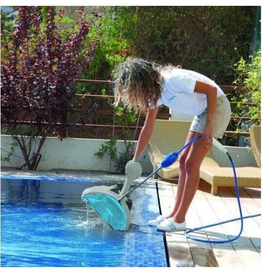 רובוט לבריכה ביתית Swash TC - דולפין