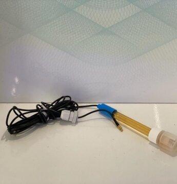 אלקטרודת פי אייץ למכשיר מלח משולב מגן