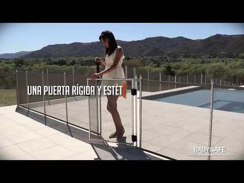 שער וגדר לבריכה ספרד